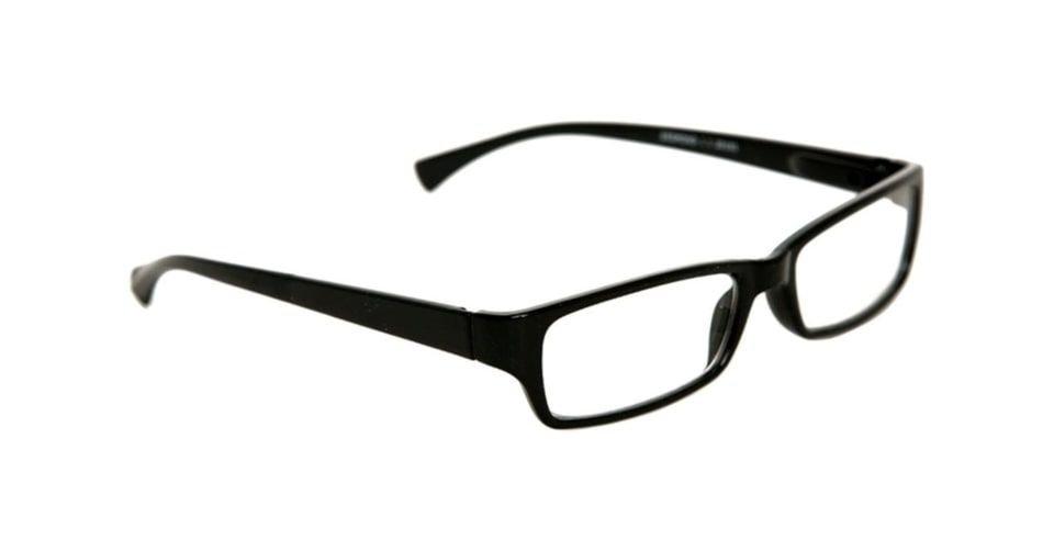 نظارة مستطيلة