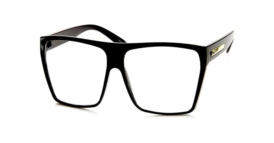 نظارة مربعة
