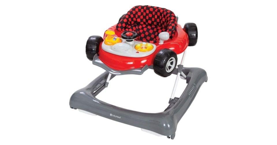 مشاية أطفال على شكل سيارة من بيبي تريند