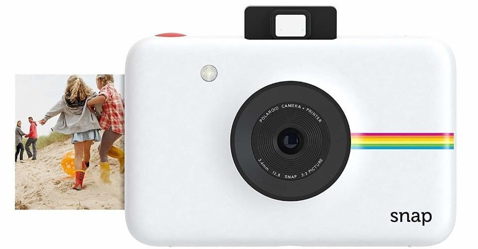 كاميرا الطباعة الفورية بولارويد(Zink Polaroid Camera)