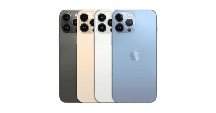 صورة ألوان هاتف آبل آيفون 13 برو ماكس