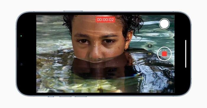 صورة تسجيل فيديو في وضع (ProRes)