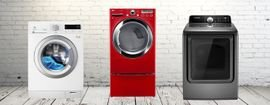 Tumble dryers are divided mainly into gas dryers and electric dryers.