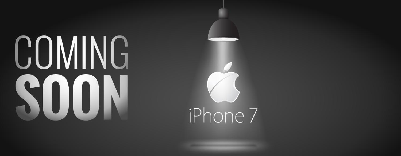 ستقوم شركة أبل بإزاحة الستار عن هواتفها الجديدة ايفون وايفون 7 بلس في السابع من أيلول/سبتمبر 2016.
