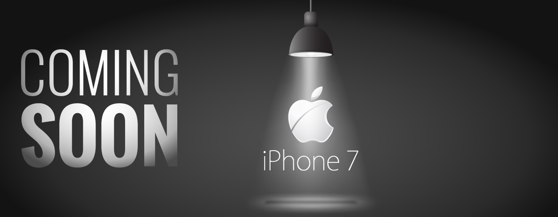 Apple will unveil their new iPhone 7 on the 7th of April