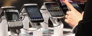 BlackBerry Stops Smartphone Manufacturing