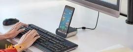 أعلنت شركة إتش بي عن هاتفها الذكي الجديد إليت إكس 3 (Elite X3)، والذي يمكن له أن يستخدم كحاسوب شخصي