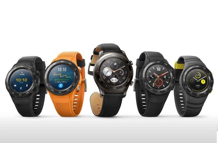Colors of Huawei Watch 2
