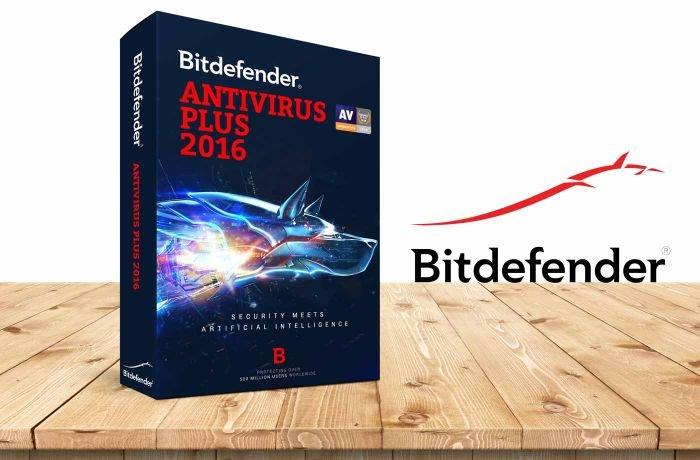 Bitdefender Antivirus 2016