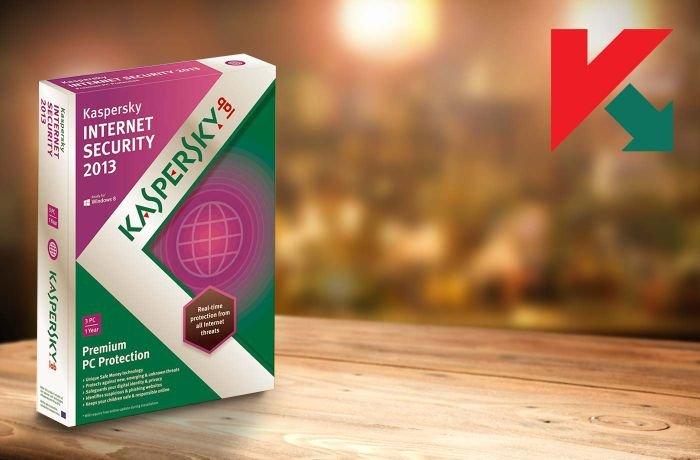 Kaspersky Internet Security Software 2013