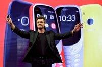 أزاحت شركة إتش إم دي الفنلندية -المالكة لعلامة نوكيا التجارية- الستار عن نسخة العام 2017 من هواتف نوكيا 3310.