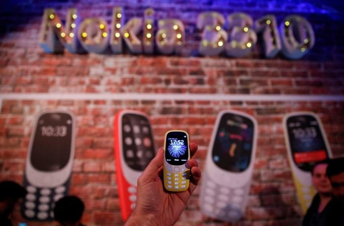 Nokia 3310 new camera