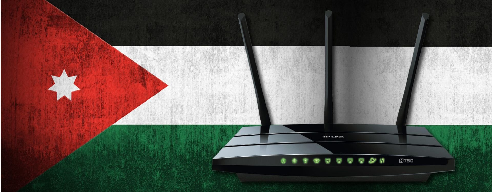 Jordanians as Individuals prefer TP Link Routers while Companies and Corporates prefer Cisco Routers.