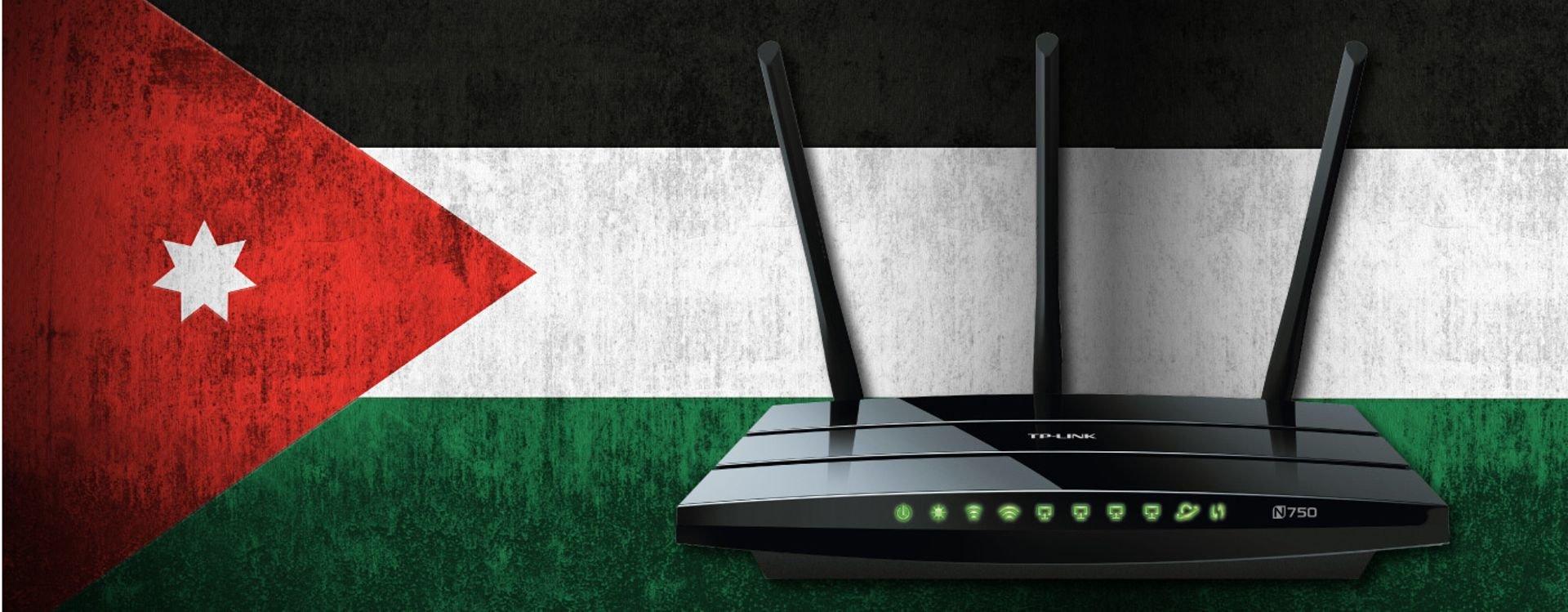 يميل الأفراد في الأردن إلى اقتناء أجهزة راوتر تي بي لينك، بينما تفضّل الشركات أجهزة سيسكو