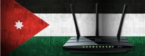 Most Common Routers in Jordan
