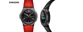 Third Generation Samsung Gear Smartwatch.