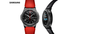 Samsung Unveils their Gear S3