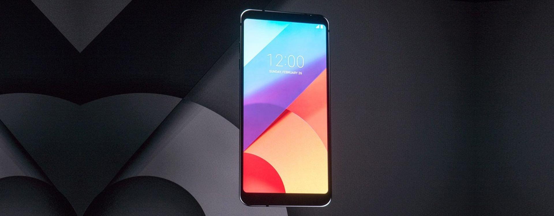 برشلونة 2017: إل جي تعلن عن هواتف G6 بعد تواضع أداء G5