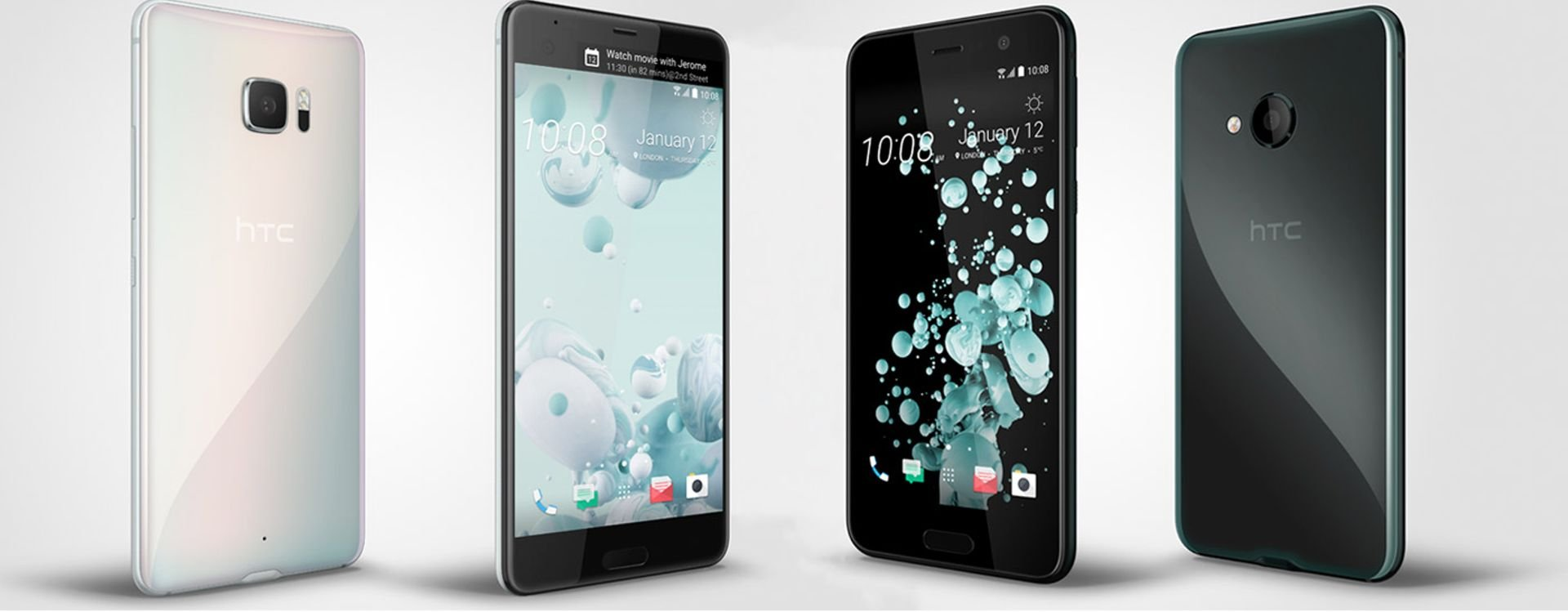 Learn about the new HTC smartphones.