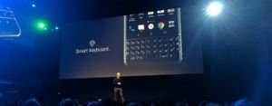 Barcelona 2017: BlackBerry Returns Again