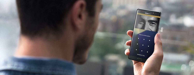 هواتف سامسونج جلاكسي نوت 7 ستتوافر في الأسواق مطلع أيلول/سبتمبر 2016.