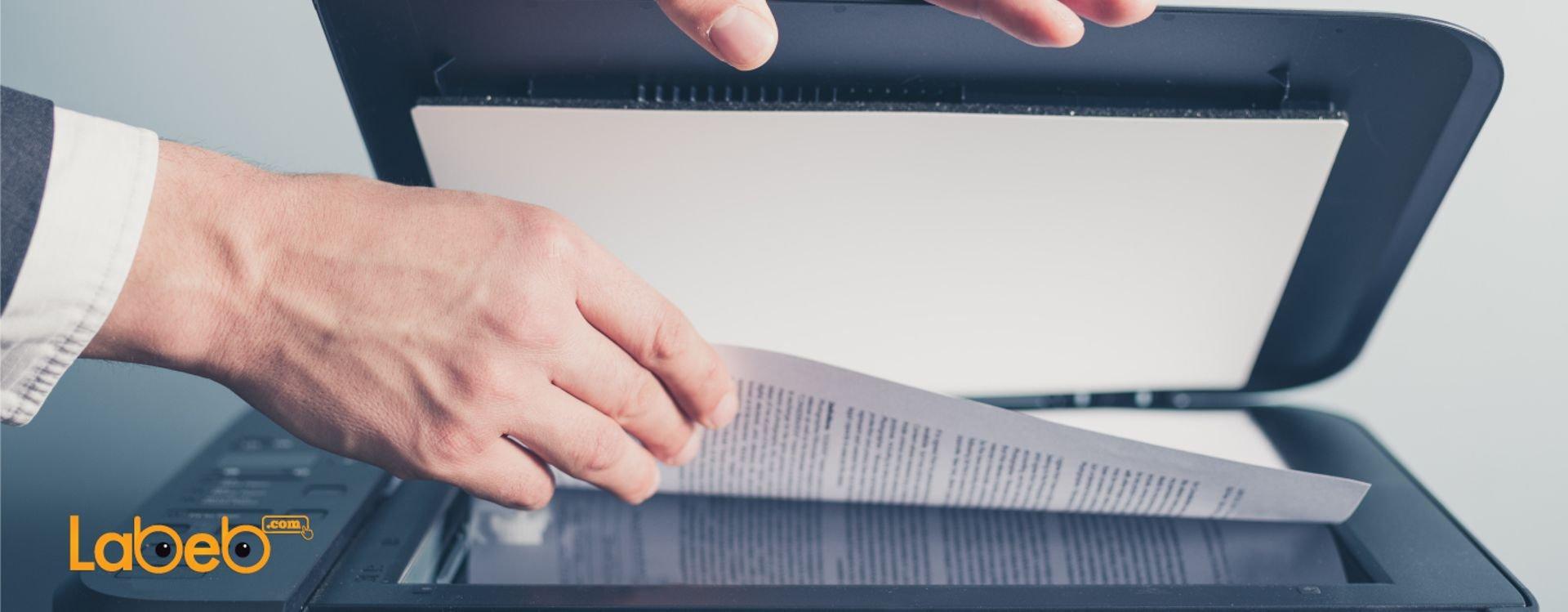السكنر أحد أهم الأجهزة التي تحتاجها الشركات والمكاتب