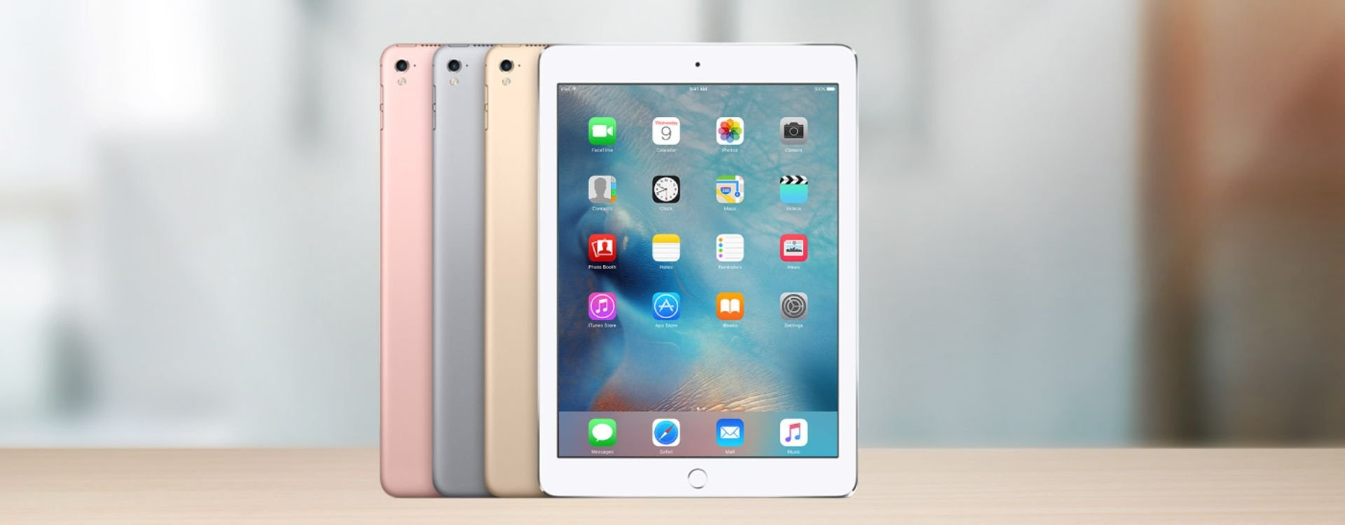 Learn about the new Tablet iPad 9.7