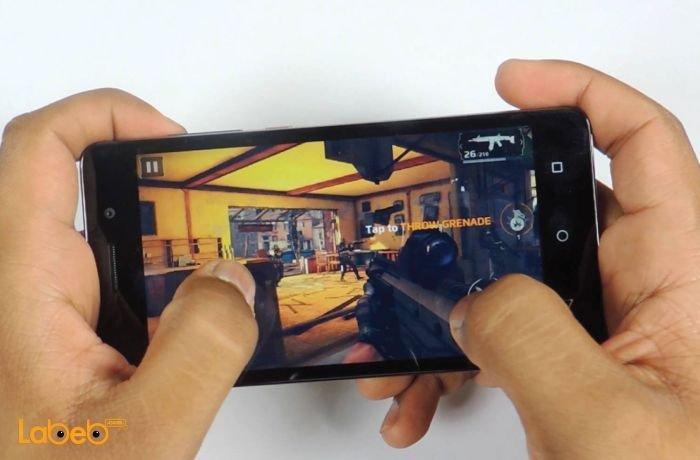 استعمال الموبايل للألعاب