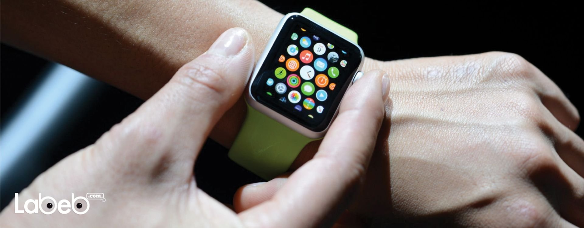 Apple and Samsung Compete in the smart watch market as well
