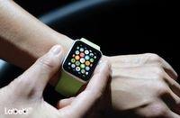 شركة أبل تتربع على عرش الساعات الذكية في 2015