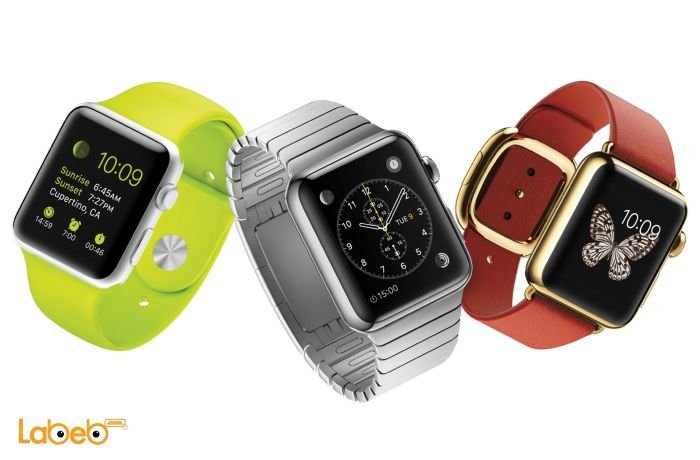 apple smartwatch colors