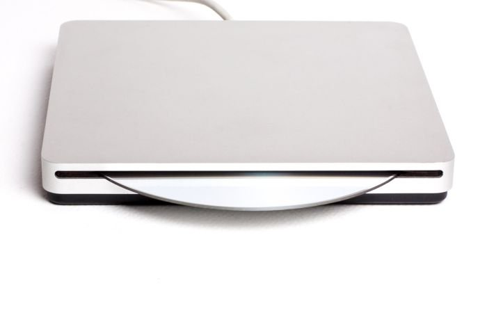 External Optical disc drive