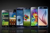 The Development of Samsung S Series