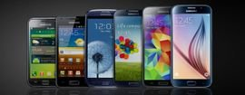 In June 2010 Samsung released their first generation of the Samsung Galaxy S Series smartphones.