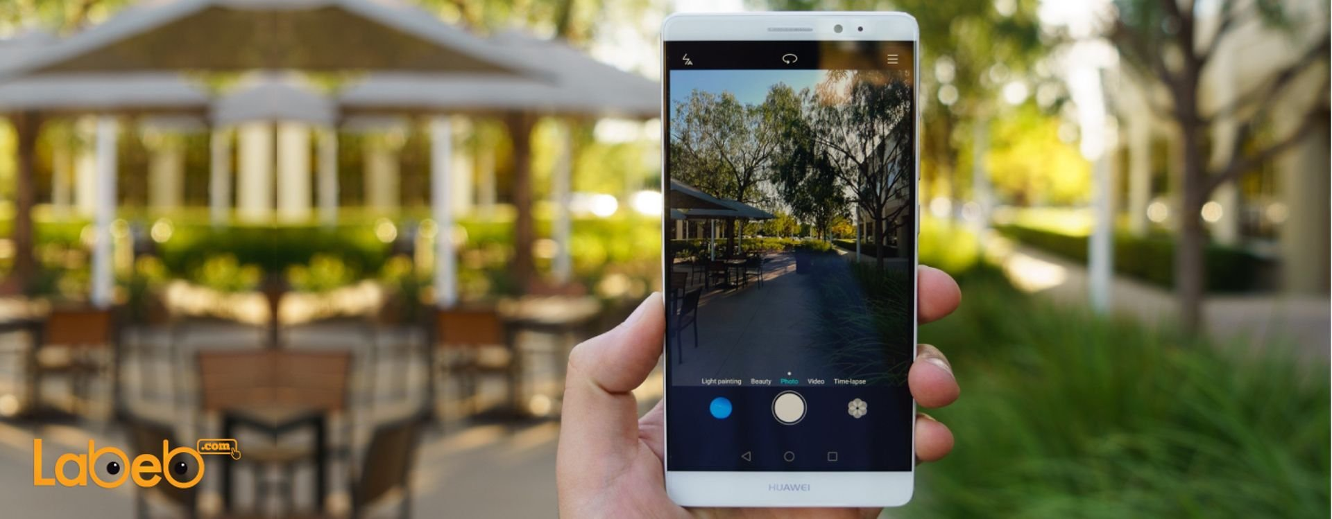 Huawei Mate 8 with a 6.0 Inch Screen is considered a Big Phone.