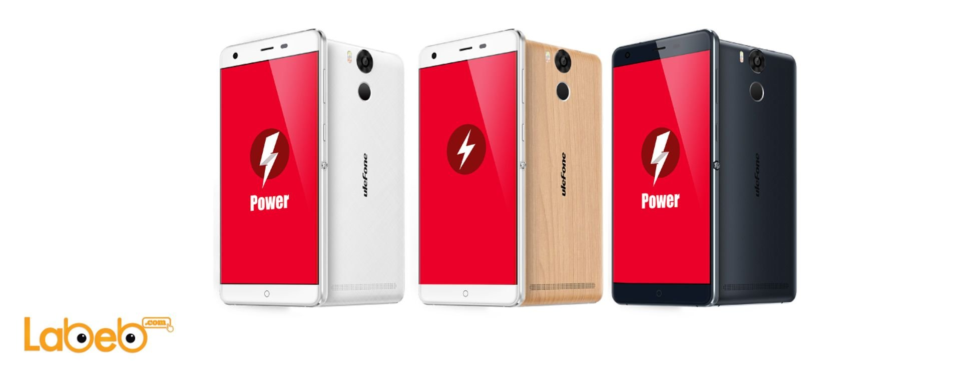 Ulefone Power with a 6050 mAh Battery, Lasting more than 75 Days on Standby.