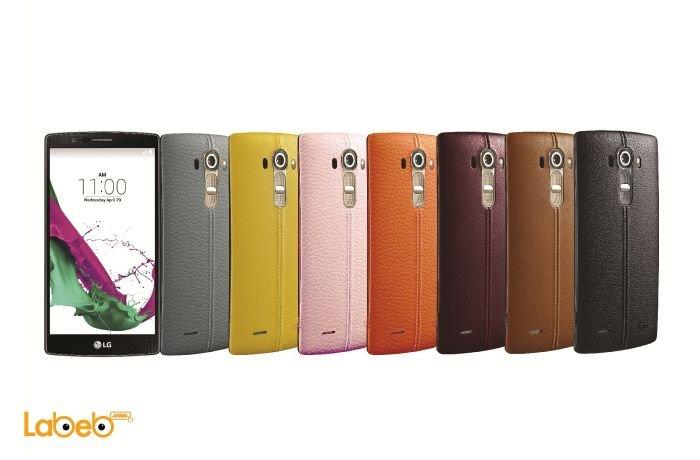 الوان وتصميم هاتف ال جي جي4