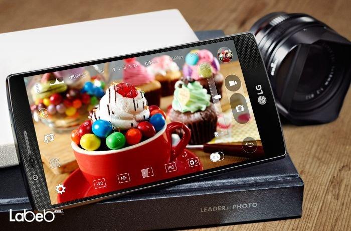 كاميرا ال جي جي4