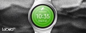 Samsung's New Gear S2 Smartwatch, Unique Circular Design
