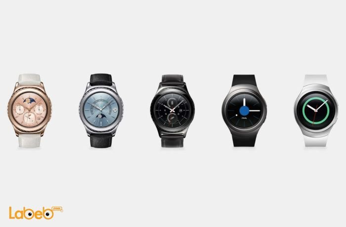 design and colors of samsung gear s2 watch
