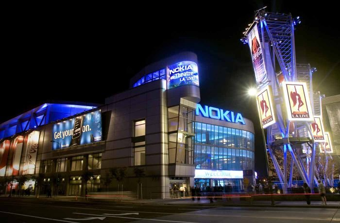 Nokia's Head Quarters