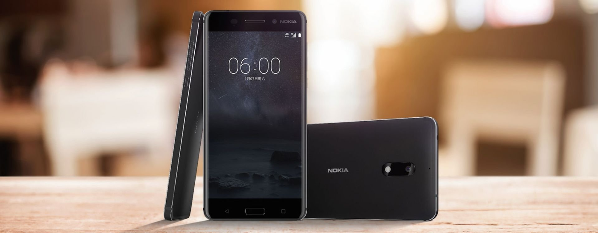 Only Days Separates Us from the Release of Nokia 6