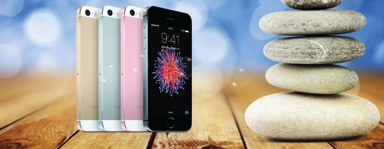 أزاحت شركة أبل الستار مؤخراً عن هاتفها الجديد ايفون إس إي، وهو متوافر في الأسواق الأردنية حالياً