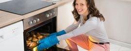 تعد أفران الطهي من أهم معدات وأجهزة وأدوات المطبخ.