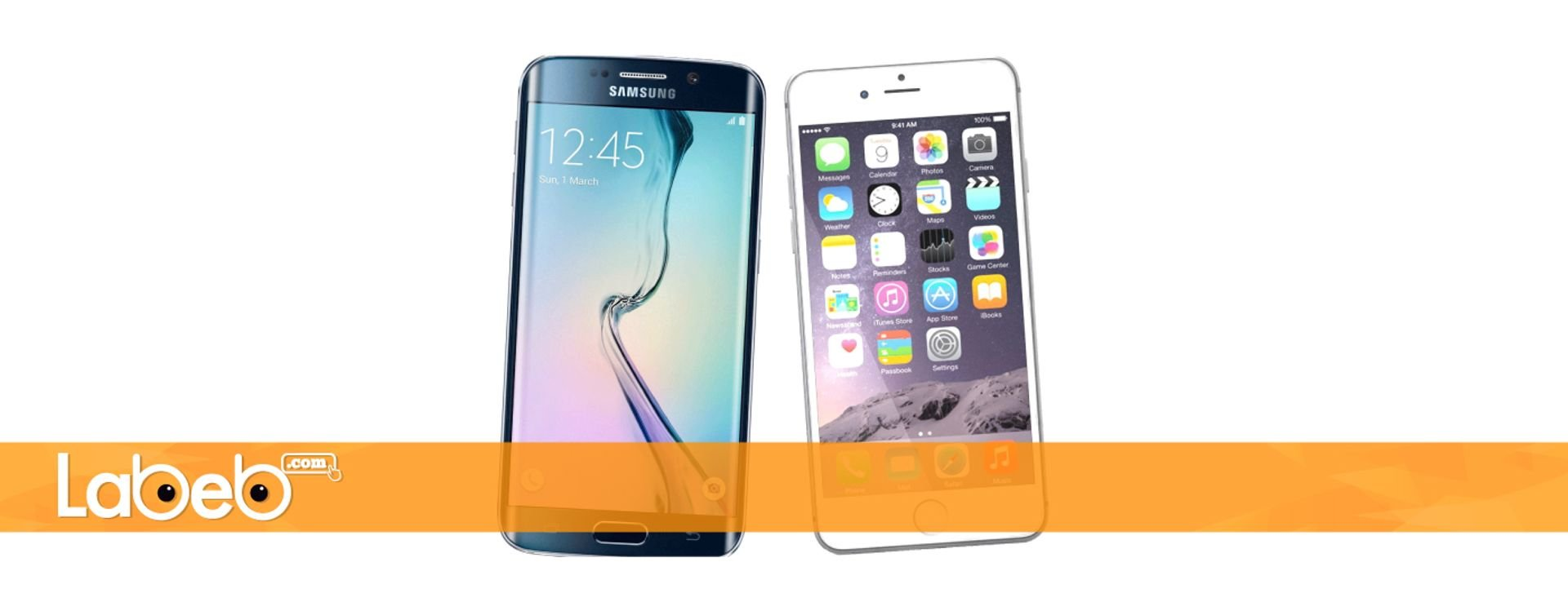 The Main Differences Between iPhone 6 and Galaxy S6