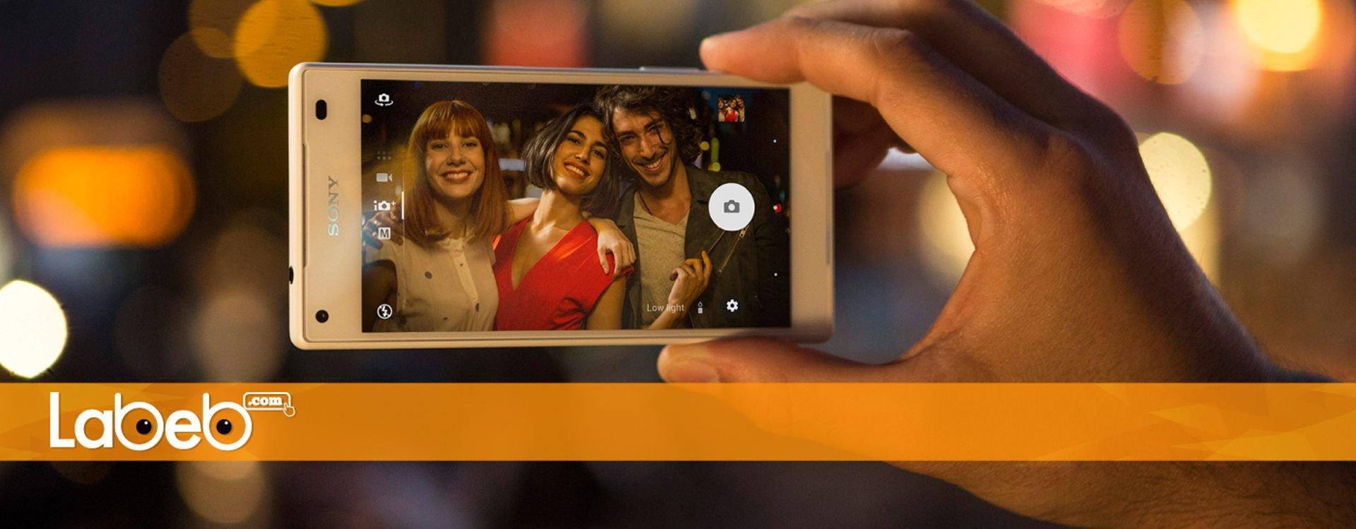 Sony Z5 camera clarity
