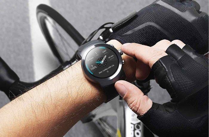 LG Watch Sport 02