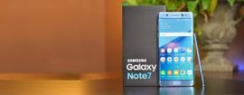 Samsung underwent huge financial losses after the battery exploded in Samsung Galaxy Note 7.