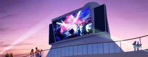 هل حقاً أعلنت شركة سامسونج عن طرح شاشة 4K بقطر 10 أمتار؟