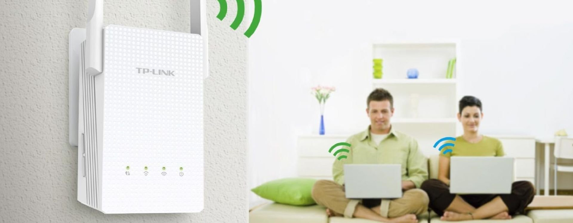 WiFi Boosters are Important in Companies and Large Homes.